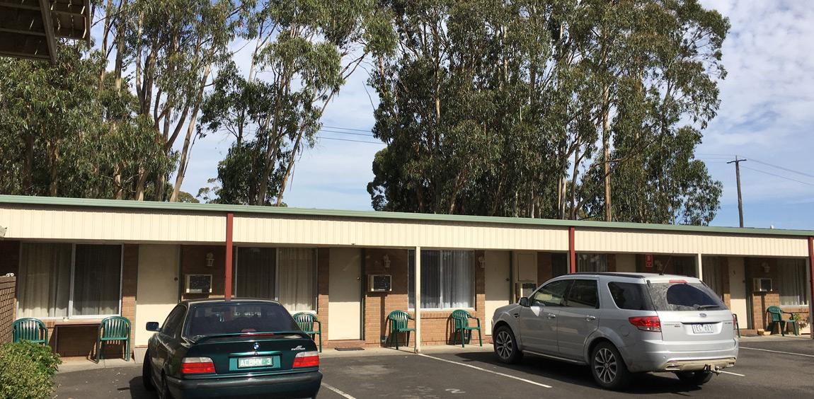 Ballarat Inspectors Room
