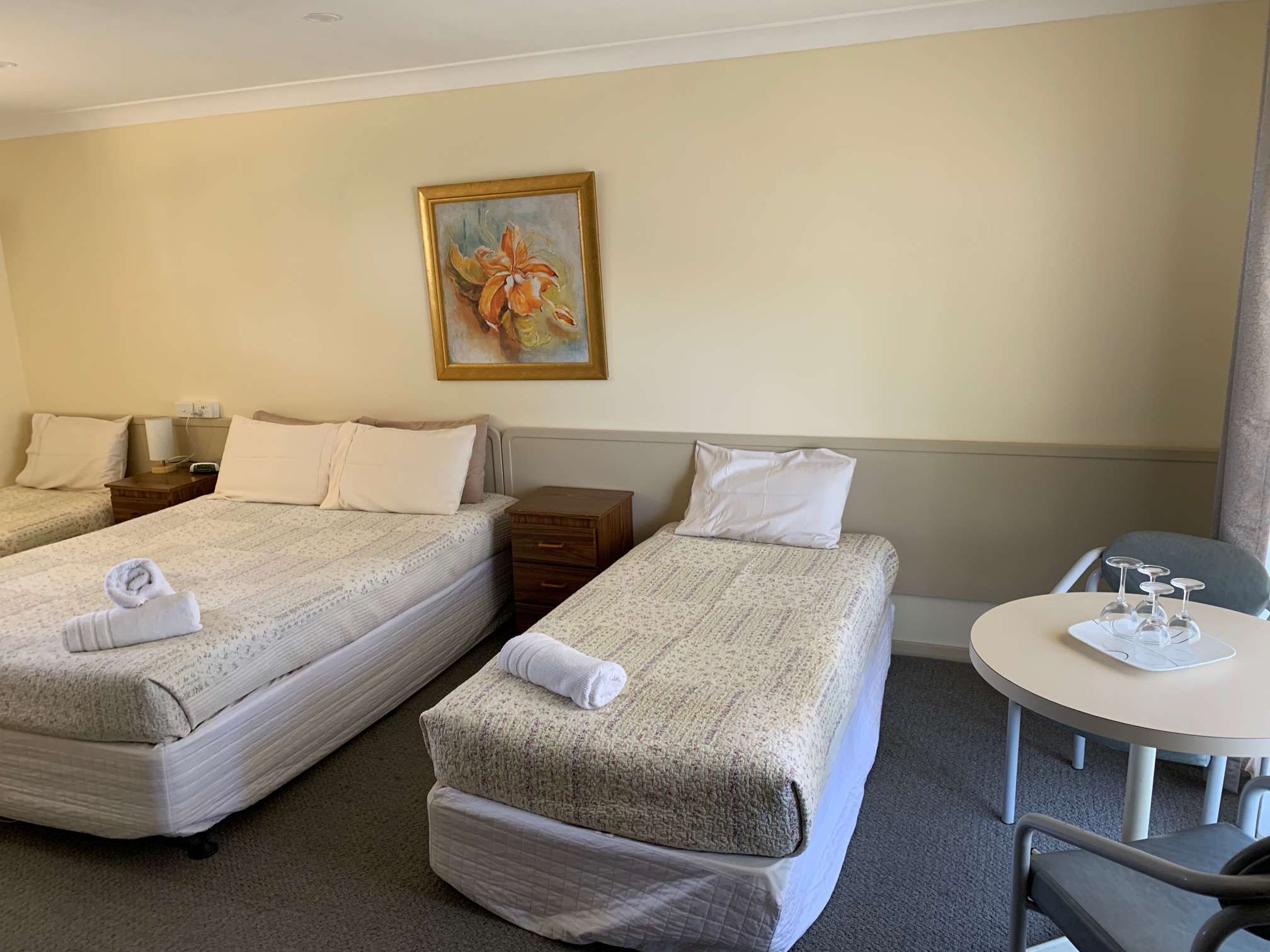 Standard Room - Ballarat Budget Motel