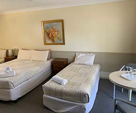 Budget Motel Accommodation Ballarat