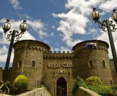 Motels in Ballarat - Kryal Castle