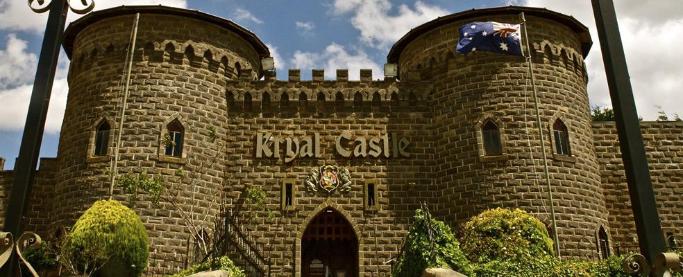 accommodation near Kryal castle