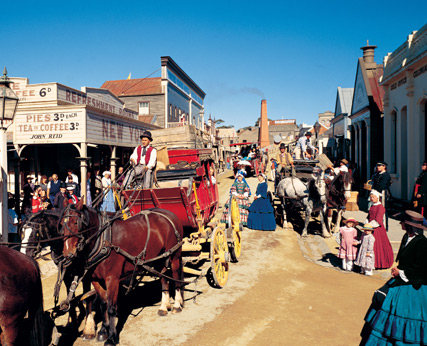 things to do in Ballarat - Sovereign Hill